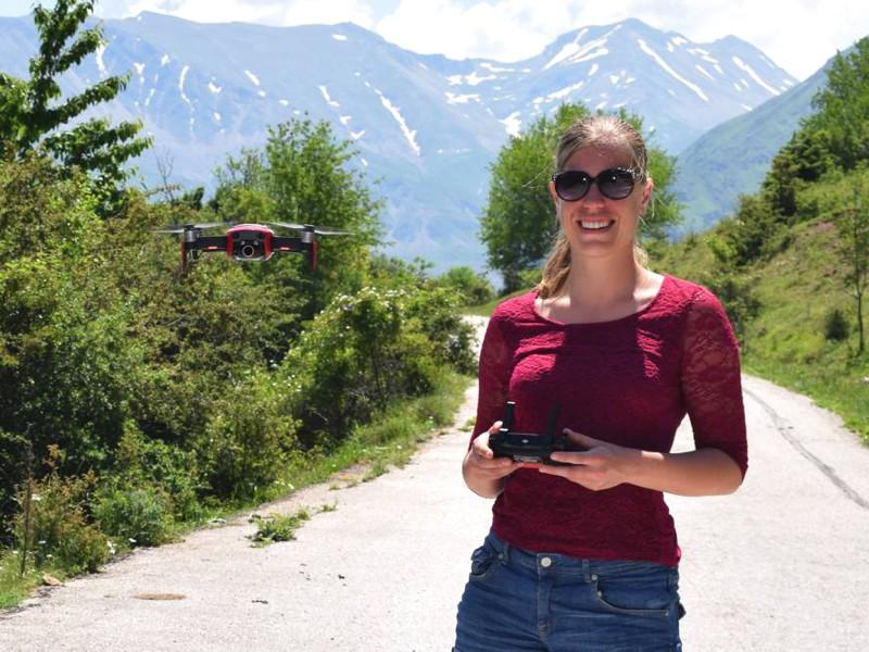 Drone piloot gezocht